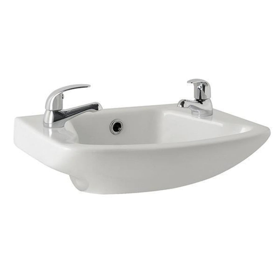 Kartell G4k 360mm Cloakroom Basin - EverythingBathroom.co.uk