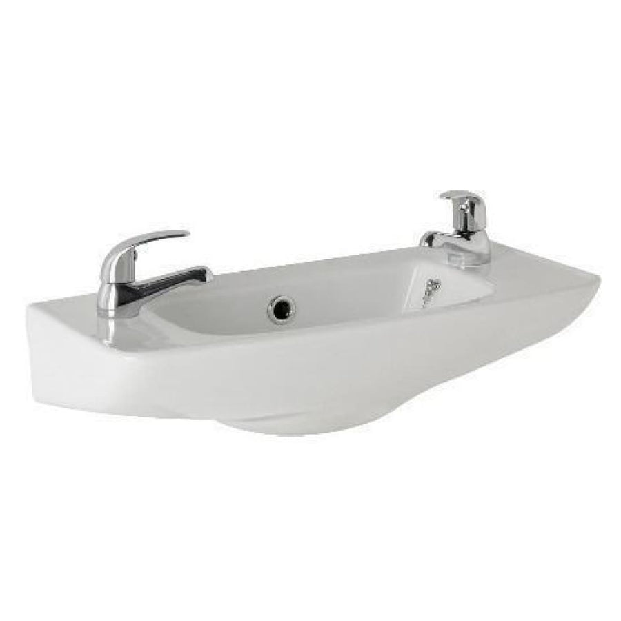 Kartell G4k 520mm Short Projection Basin