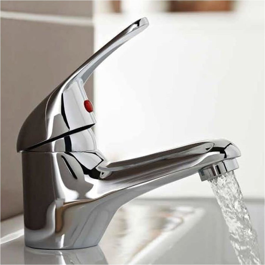 Kartell G4K Mono Basin Mixer With Click Waste