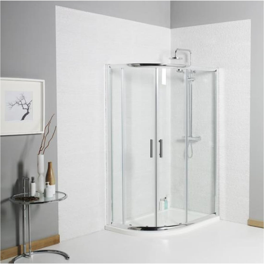 Kartell Koncept Offset Quadrant Shower Enclosure