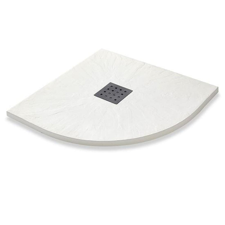 Kartell KT35 Slate Effect Shower Trays - Quadrant
