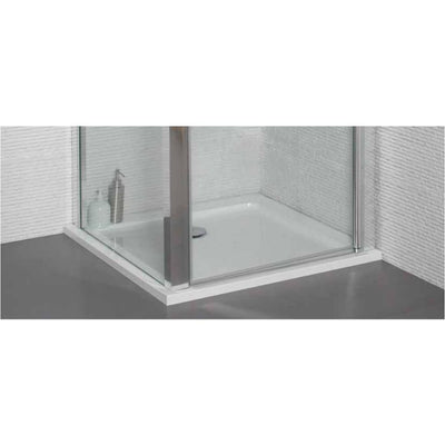 Kartell KT35 Square Shower Trays - EverythingBathroom.co.uk