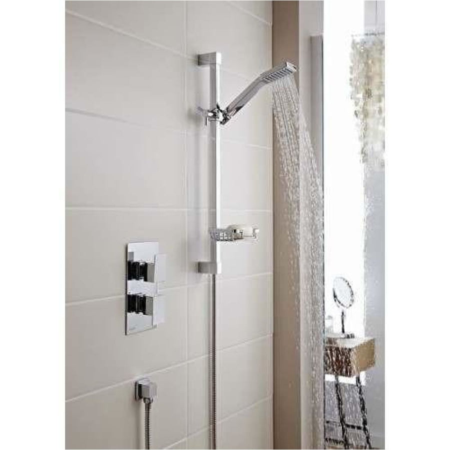 Kartell Logik Shower Cube Adjustable Slide Rail Kit