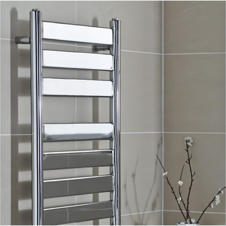 Kartell Newark Heated Towel Rail - Available in two size