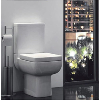 Kartell Options 600 Close Coupled WC - EverythingBathroom.co.uk