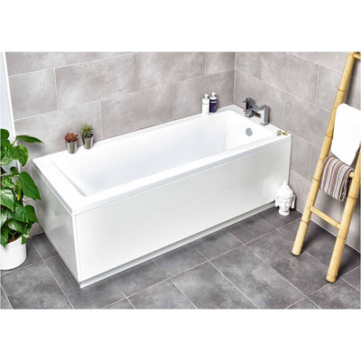 Kartell Options Single Ended Bath - EverythingBathroom.co.uk