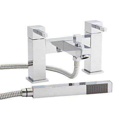 Kartell Pure Bath Shower Mixer - EverythingBathroom.co.uk
