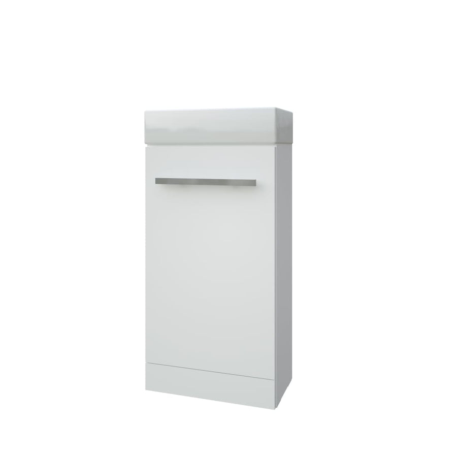Kartell Purity Cloakroom Unit - EverythingBathroom.co.uk