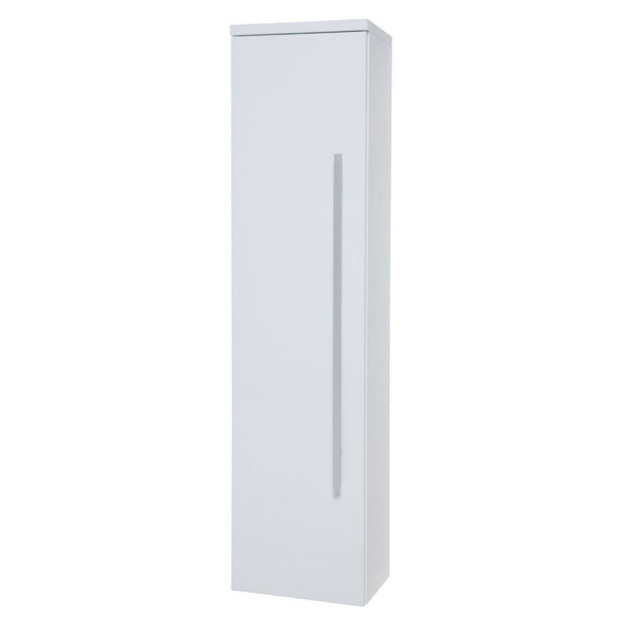 Kartell Purity Wall Mounted Side Unit - EverythingBathroom.co.uk