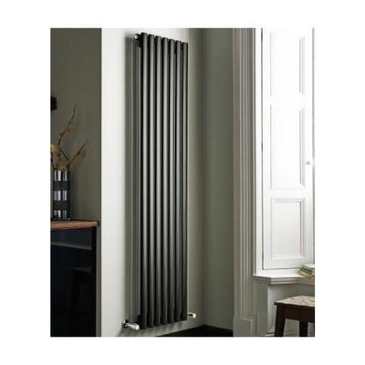 Kartell Radiator - Single or Double Aspen Vertical - EverythingBathroom.co.uk