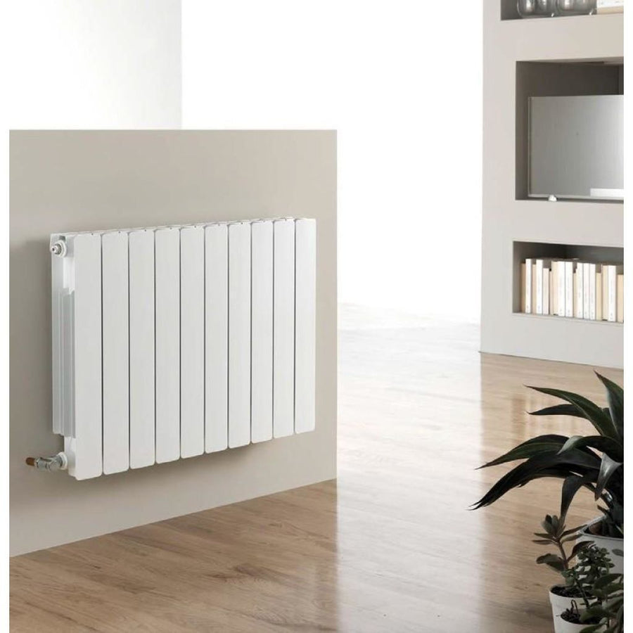 Kartell Radiator - Vermont Horizontal Designer - EverythingBathroom.co.uk
