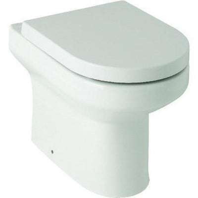 Kartell Revive Back To Wall Toilet With Soft Close Seat - EverythingBathroom.co.uk