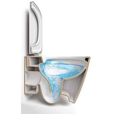 Kartell Trim Rimless C/C Cistern - EverythingBathroom.co.uk