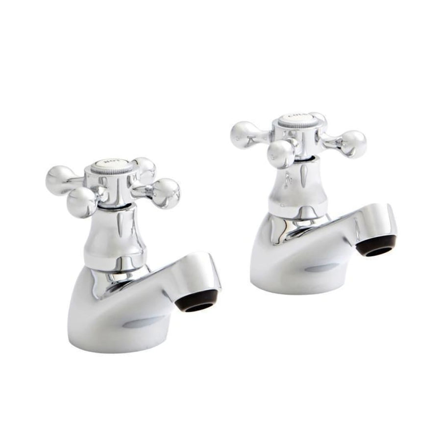 Kartell Viktory Basin Taps - EverythingBathroom.co.uk