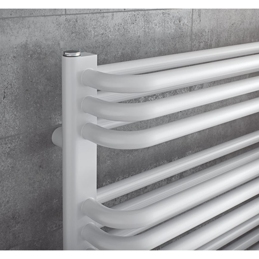 MAGNUS TOWEL RADIATOR (WHITE)