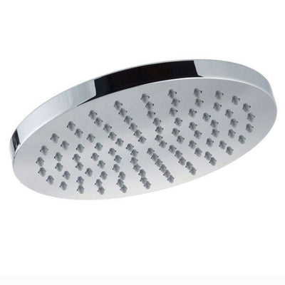 Reno Round Head 200mm - EverythingBathroom.co.uk