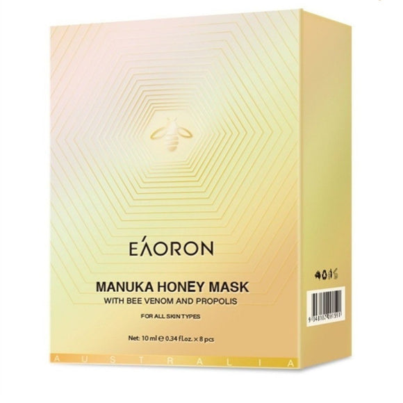 Eaoron-Propolis Facial Mask 10ml x 8pcs