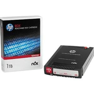 HP Consumables, HP RDX 1TB Removable Disk Cart (Catalog Category: Blank Media / Tape Cartridges)