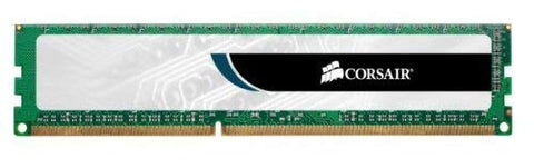 Corsair CMV4GX3M1A1333C9 Value Select 4GB DDR3 SDRAM Memory Module - 4 GB (1 x 4 GB) - DDR3 SDRAM - 1333 MHz DDR3-1333/PC3-10666 - 240-pin - DIMM