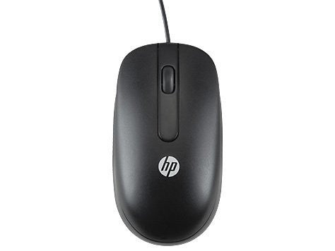 hp 3-Button 1000dpi Scroll Wheel USB Wired PC Computer Laser Mouse QY778AT