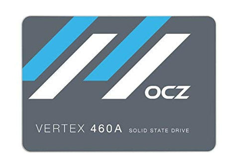 OCZ Storage Solutions Vertex 460A Series 480GB 2.5-Inch 7mm SATA III Ultra-Slim Solid State Drive with Toshiba A19nm NAND VTX460A-25SAT3-480G