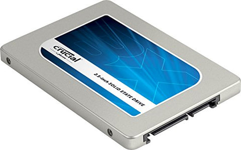 "(OLD MODEL) Crucial BX100 1TB SATA 2.5"" 7mm (with 9.5mm adapter) Internal Solid State Drive - CT1000BX100SSD1"