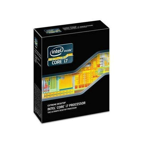 Intel Core i7 Extreme Edition i7-3970X 3.5GHz 5.0GT/s 15MB LGA2011 Processor without Fan, Retail BX80619I73970X