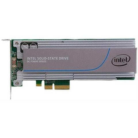 Intel SSDPE2ME800G401 DC P3600 Series 800GB PCI Express 20nm MLC SSD Brown Box OEM (IntelSSDPE2ME800G401 )