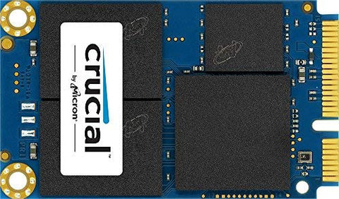 (OLD MODEL) Crucial MX200 250GB mSATA Internal Solid State Drive - CT250MX200SSD3