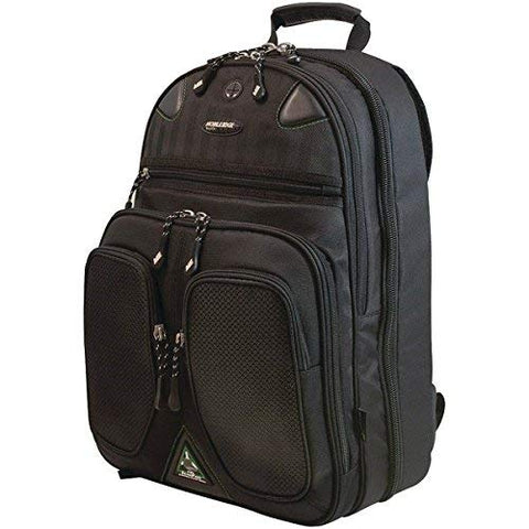 Mobile Edge MESFBP2.0 Scanfast Backpack Black 17.3""