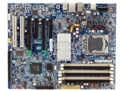 AS-IS HP 586968-001 Motherboard Z400 Workstation Motherboard Intel X58
