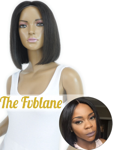 Brazilian Short Bob Lace Wig