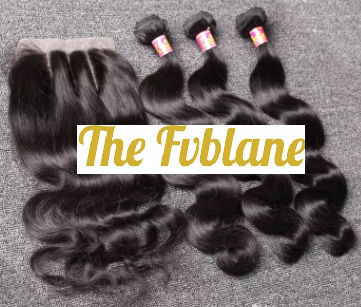 Body Wave 3 Bundle Set with Closure