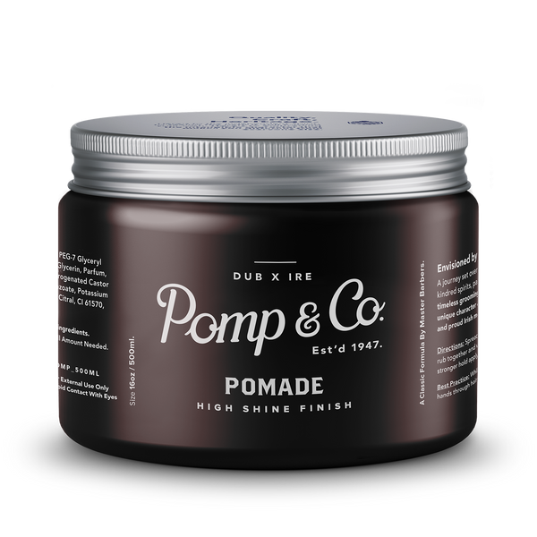 The Pomade 500ml (XL)