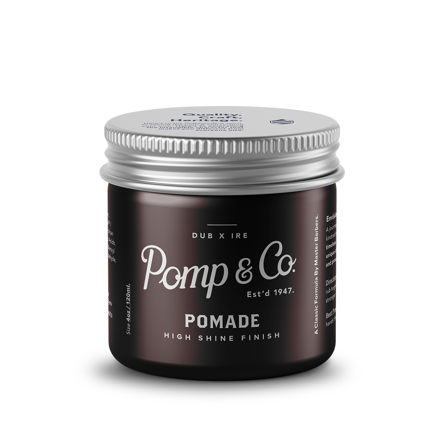 The Pomade 120ml (regular)