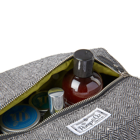 Dopp Kit - Luxury Toiletries Bag