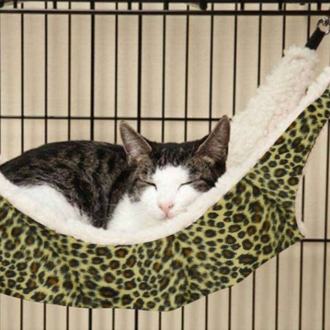 Soft and Comfortable Warm Hammock Cat Pet Bed