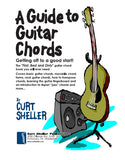 A GUIDE TO GUITAR CHORDS 58 PAGES ENGLISH