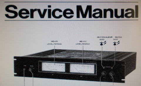 PHILIPS 22AH380 STEREO POWER AMP SERVICE MANUAL INC SCHEMS PCBS AND PARTS LIST 12 PAGES ENG DEUT FRANC NL ITAL MULTI