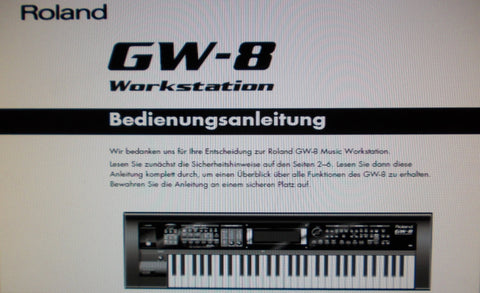 roland – Page 11 – THE MANUALS SERVICE