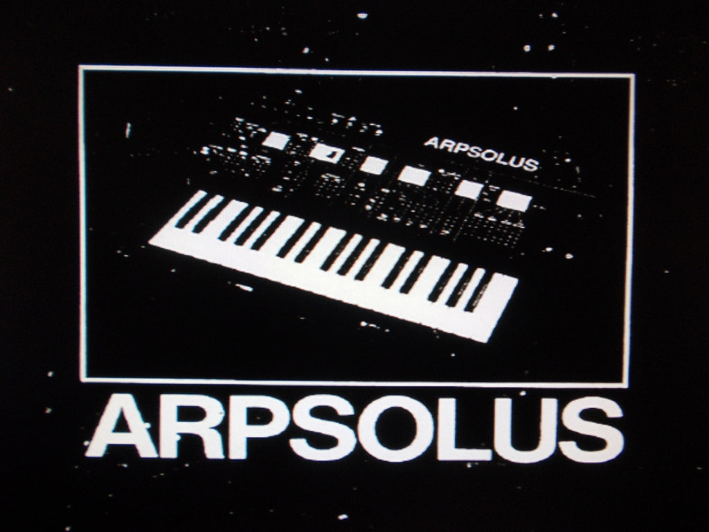ARP SOLUS SYNTHESIZER OWNER'S MANUAL 41 PAGES ENG