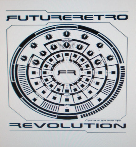 FUTURERETRO YOUR GUIDE FOR THE REVOLUTION MONOPHONIC ANALOG SYNTHESIZER 46 PAGES ENG