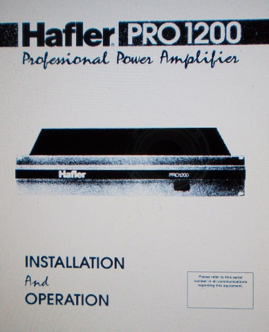 power amp page 3 the manuals service rh themanualsservice com