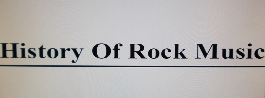 HISTORY OF ROCK MUSIC 330 PAGES ENG