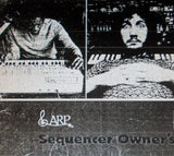 ARP SEQUENCER MODEL 1601 OWNER'S MANUAL INC DIAGS AND CONN DIAGS 38 PAGES ENG