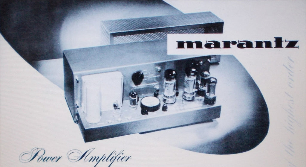 MARANTZ 2 POWER AMP OPERATING DATA INC SCHEM DIAG 4 PAGES ENG