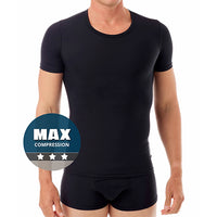 Compression T-shirts for man boobs, moobs and gynecomastia - XBODY UK