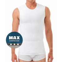 Compression vests for man boobs, moobs and gynecomastia - XBODY UK