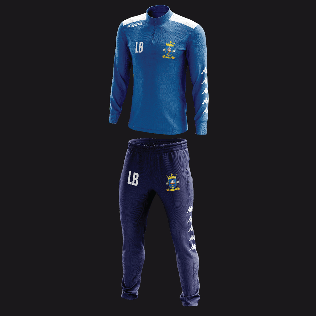 BAFFINS MILTON ROVERS FC TRAINING SWEAT'S