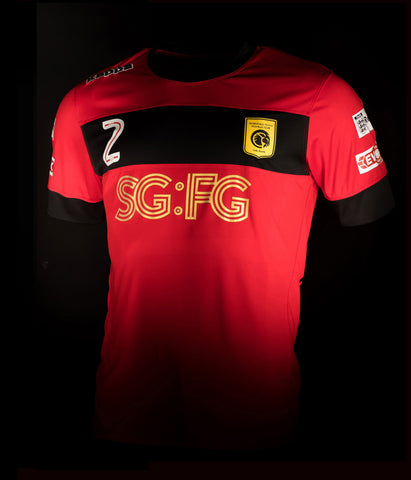 Petersfield Town FC Home Shirt Children